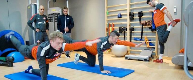 Somos especialistas en readaptación al ejercicio, CON MAESTRIA en fútbol